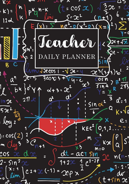 teacher daily planner personalised teacher daily log book planner