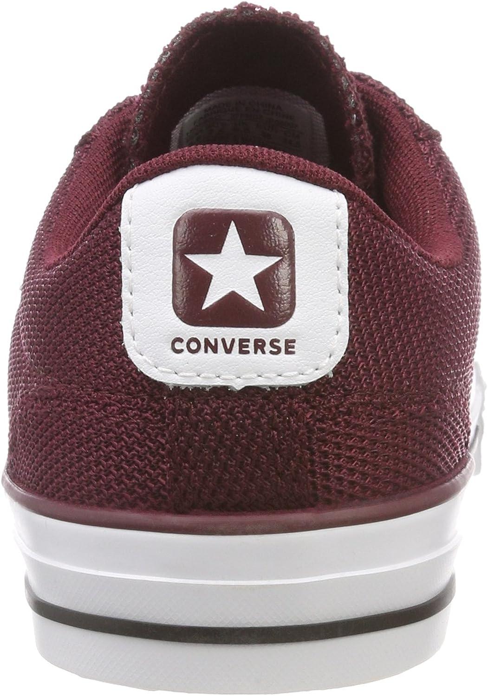 converse star player ox dark burgundy