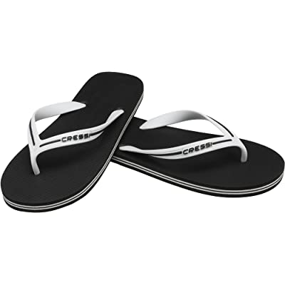 Amazon.com : Cressi Bahamas, Unisex Flip Flops, Beach and Pool : Sports & Outdoors