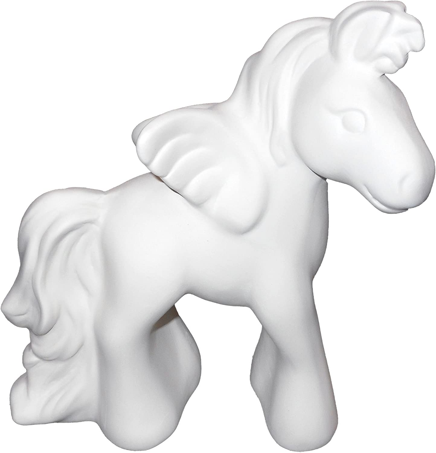 Paint Your Own Ceramic Keepsake Mythical Pegasus