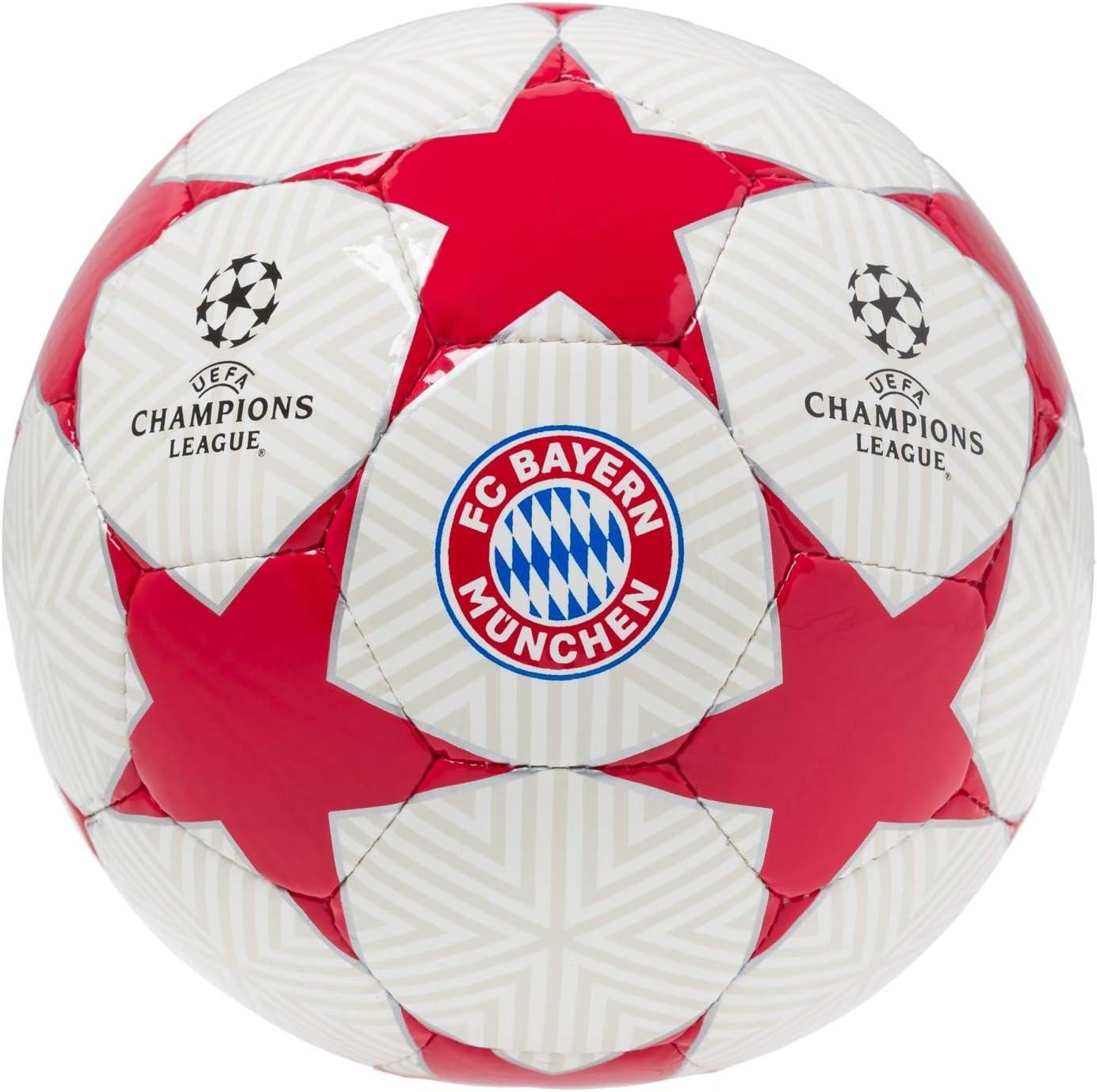 Bayern München UCL, Pelota de fútbol, Talla 5 FCB - Marcapáginas ...