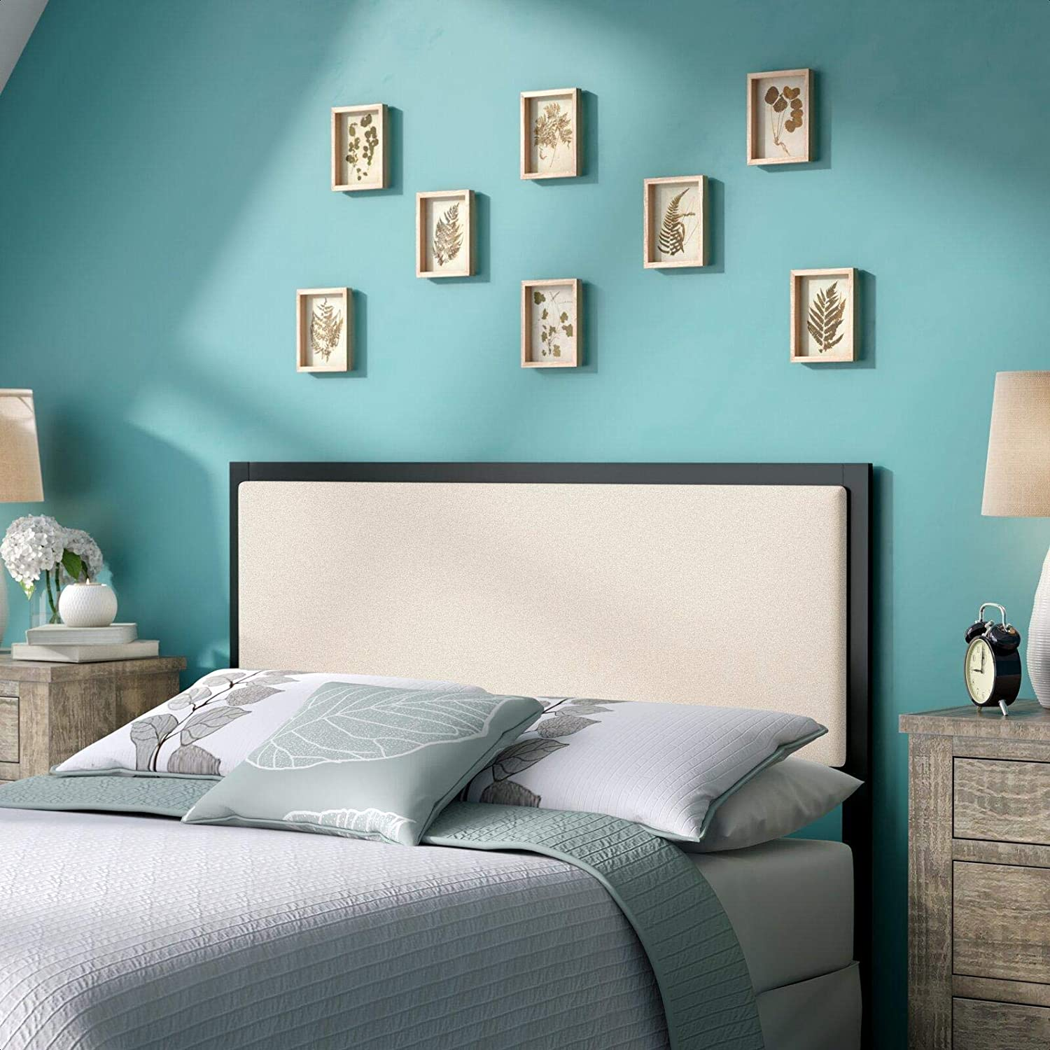 Southall Upholstered Panel Headboard