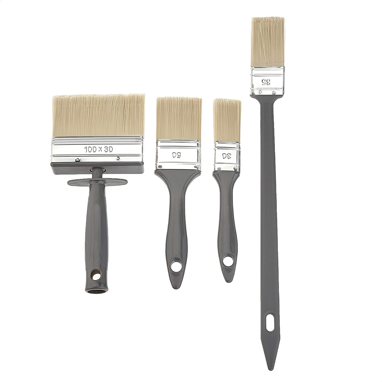 Amazon Basics Universal Decorating Brush Set, 4-Piece