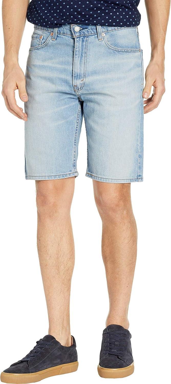 3a20523db9 Levi's Men's 505 Regular Fit Short Shorts, Fallen Star - Stretch, 29 at  Amazon Men's Clothing store: