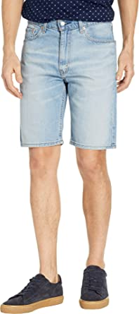 53eaac93 Image Unavailable. Image not available for. Color: Levi's Men's 505 Regular  Fit Short Shorts ...