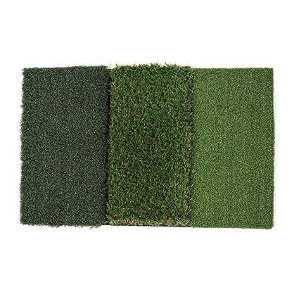 LEI ZE JUN UK- Golf Mat Mini Indoor Green Multifunción ...