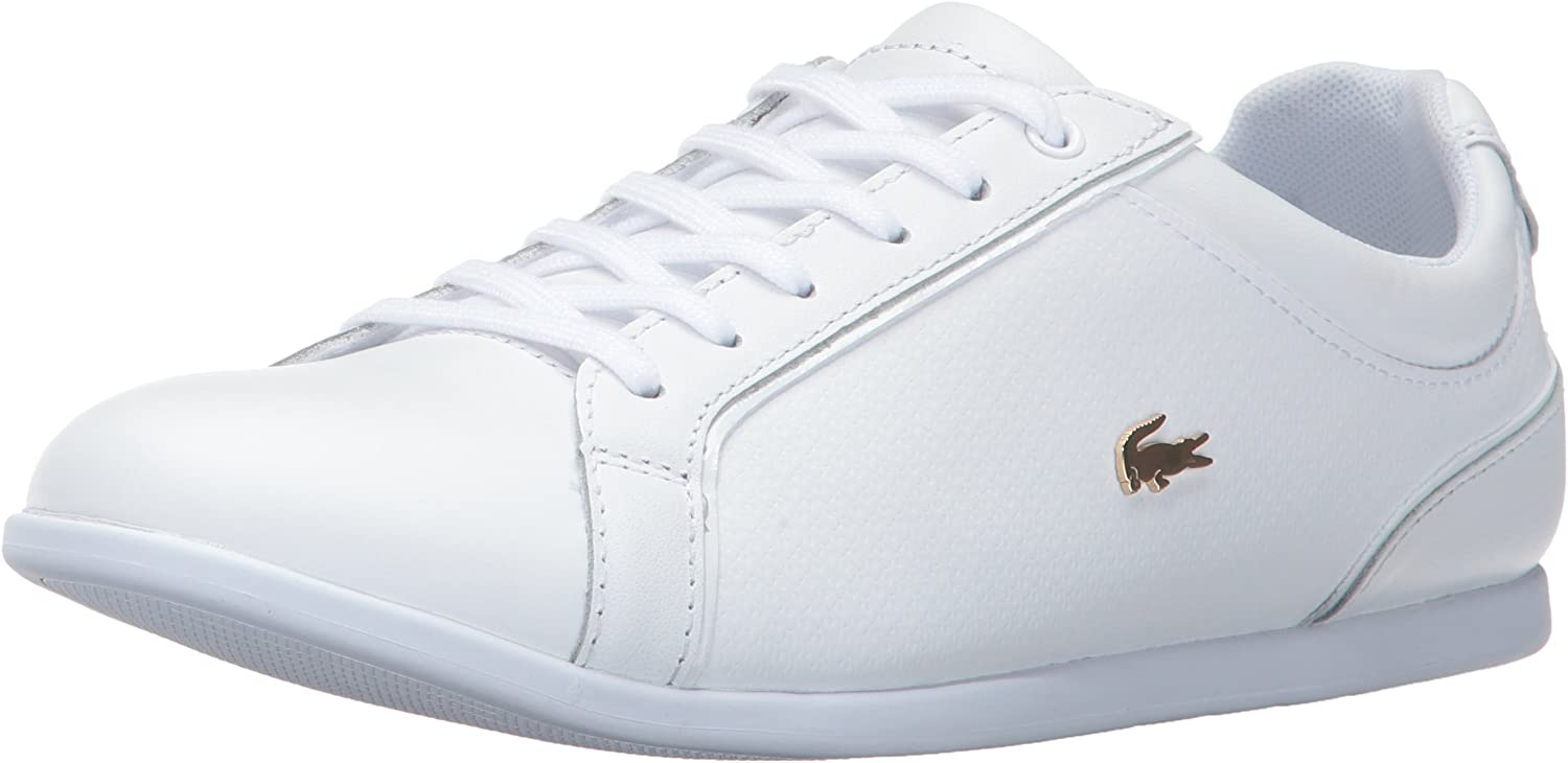 rey lace leather sneakers