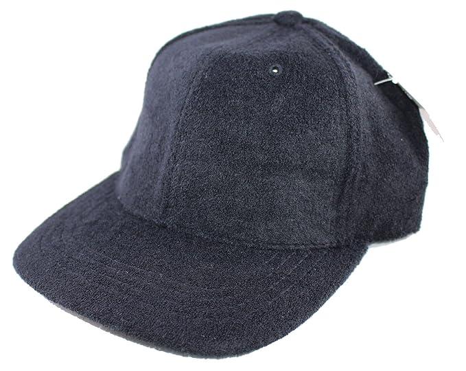 Terry Cloth Baseball Cap Hat by Magic Headwear in Black Lady Caps at ... ae2b0b84453