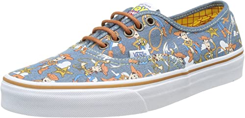 | Vans Authentic Toy Story Woody Womens Trainers