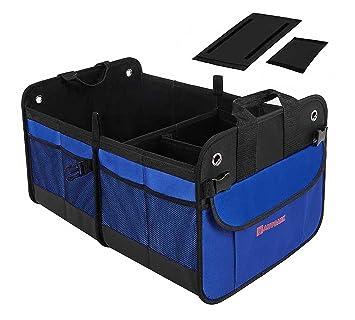 Amazon Com Autoark Multipurpose Car Suv Trunk Organizer Durable