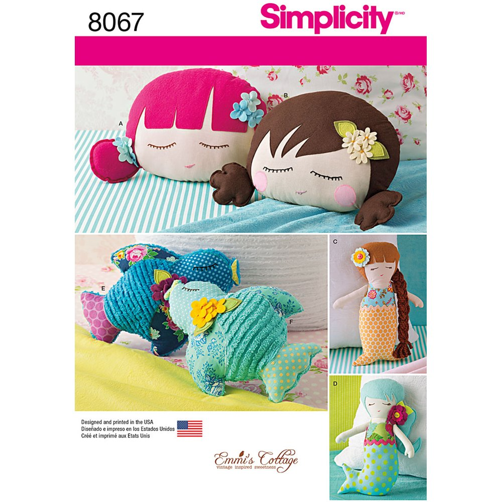 One Size One Size Simplicity Creative Patterns Crafts