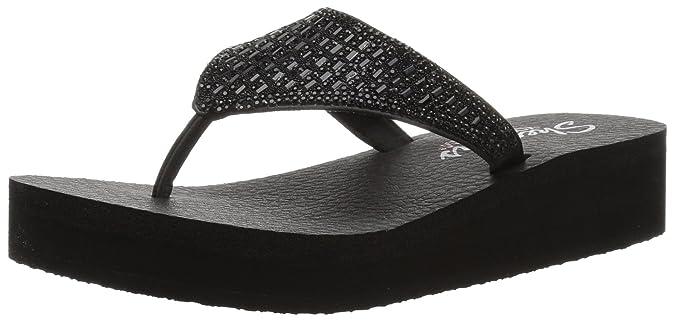 73497d1f15 Skechers Women's 31601 Flip Flops: Amazon.co.uk: Shoes & Bags
