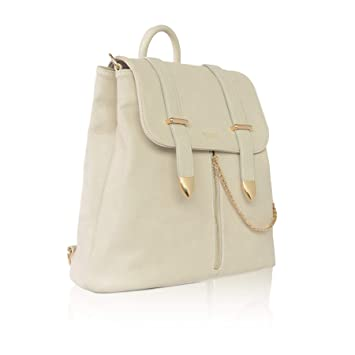 601eaa00ab LaBante - Sac a Dos Femme - Agnes - Sac Blanc Sac a Dos Fille Sac Cours  lycee ...