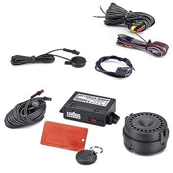 Mopar® Authentic Accessories 50928683 Sistema antirrobo de ...