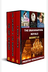 SRAVANAPURA ROYALS: The Complete Boxset: Royal Romance Collection (Books 1-3) Kindle Edition
