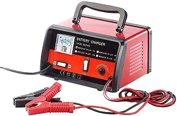Nouvel Amazon.fr : Chargeur de batterie automatique - 6 & 12 V ZF-03