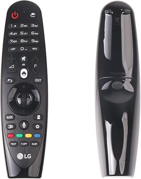 Mando a Distancia para LG AN-MR600 SIKAI Reemplazo Original New LG Control Remoto con Voice Mate para LG 2015 Series Smart TV (Negro): Amazon.es: Electrónica