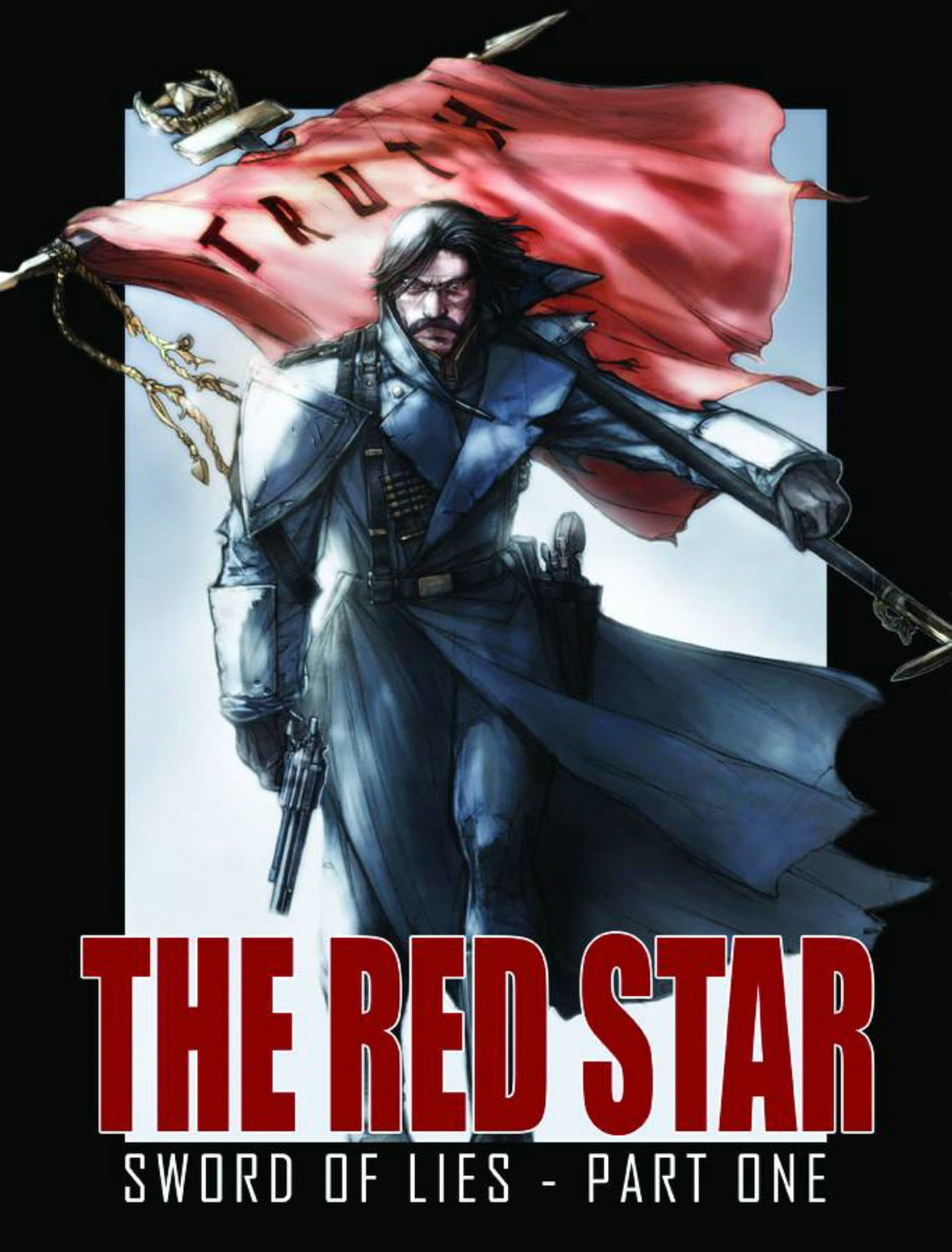 Read Online The Red Star Volume 4: Sword Of Lies pdf