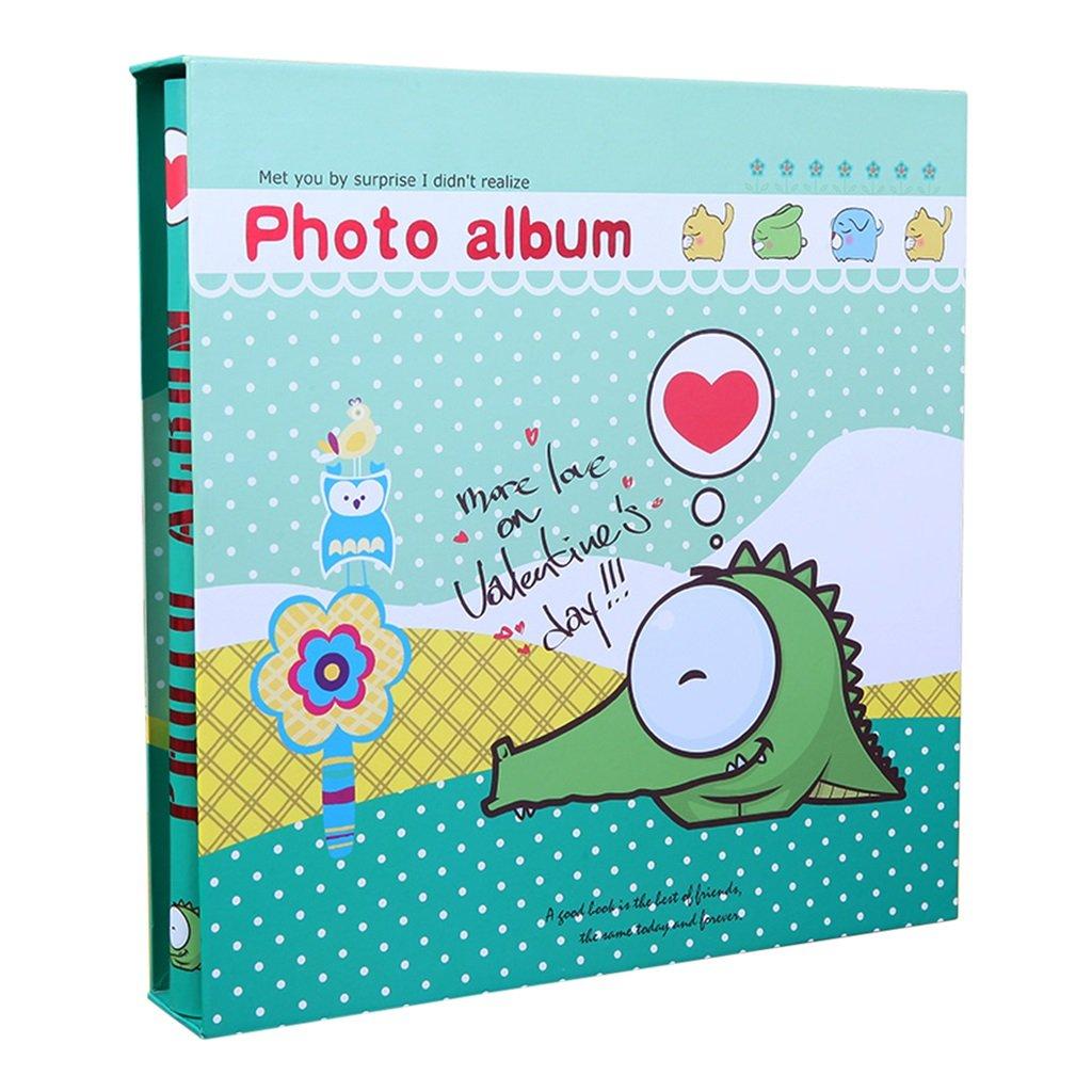 seso UK de intersticio variadas álbum de fotos, Baby Crecimiento Memo álbumes, para 490fotos, tamaño de 6x 4(480)/8x 6(10)