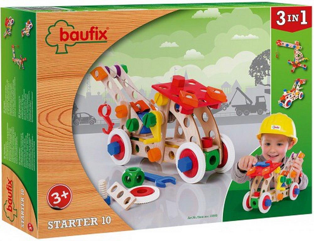 BAUFIX Starter 10, 75-teilig, 1 Set B00N3PTSZW Bau- & Konstruktionsspielzeug Produktqualität | Speichern