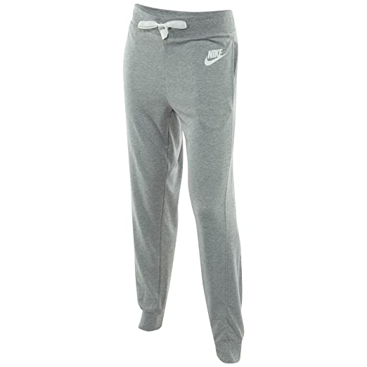 modern techniques los angeles search for original Nike Womens Classic Sweatpants Grey Heather/Sail 854957-063
