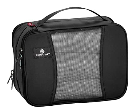 8e40f2ad58fd Eagle Creek Travel Gear Luggage Pack-it Clean Dirty Half Cube, Black