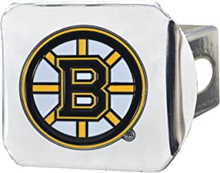 product image for FANMATS NHL Boston Bruins NHL - Boston Bruinscolor Hitch - Chrome, Team Color, One Size
