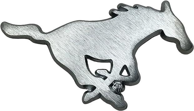 Texas NCAA Collegiate Metallic Acrylic Auto Emblem