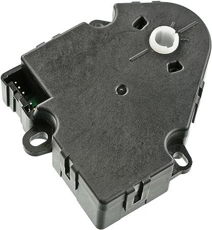 Mercury Milan 2010-2011 Lincoln MKZ 2010-2012 604-229 HVAC Air-conditioner Heater Blend Door Actuator 1 PC Air Door Actuator for Ford Fusion 2010-2012