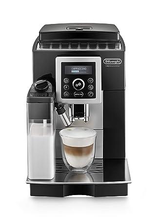 DeLonghi ECAM 23.463.B Independiente Totalmente automática Máquina espresso 1.8L Negro, Plata -