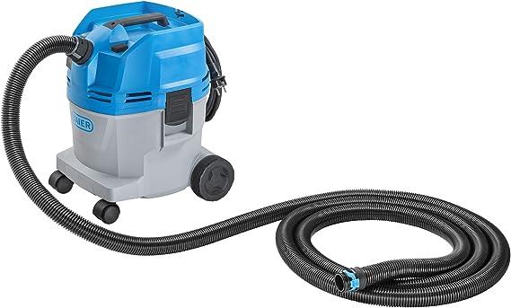 Baier Maschinenfabrik 4046382092475 - Aspirador para polvo y líquidos (eléctrico, 71 l/s, 250 mbar, 1350 W): Amazon.es: Hogar