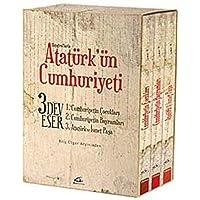 Fotoğraflarla Atatürk'ün Cumhuriyeti (3 Kitap Takım): 1 - Cumhuriyetin Çocukları 2 - Cumhuriyetin Bayramları 3 - Atatürk ve İsmet Paşa