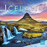 2021 Destination Iceland 16-Month Wall Calendar