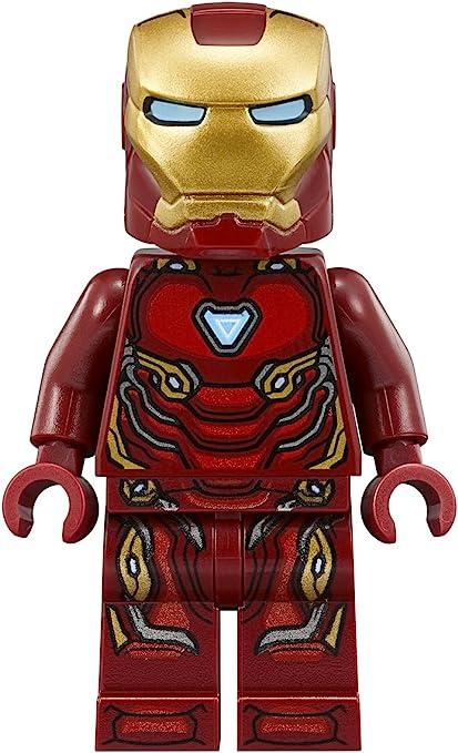 Avengers Minifigure Building Blocks Fits Leg Endgame