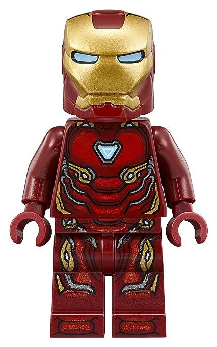 marvel lego iron man
