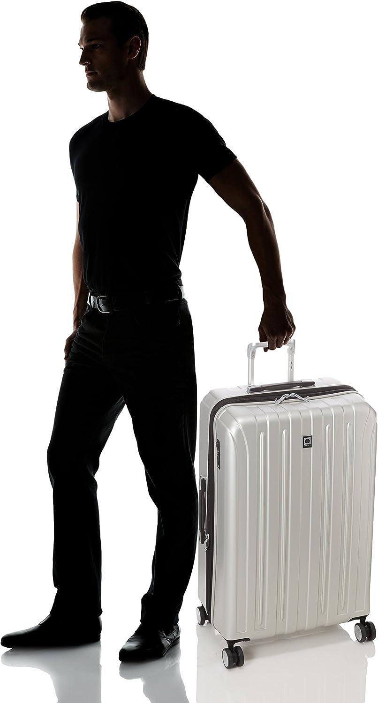 DELSEY Paris Helium Titanium Hardside Luggage with Spinner Wheels