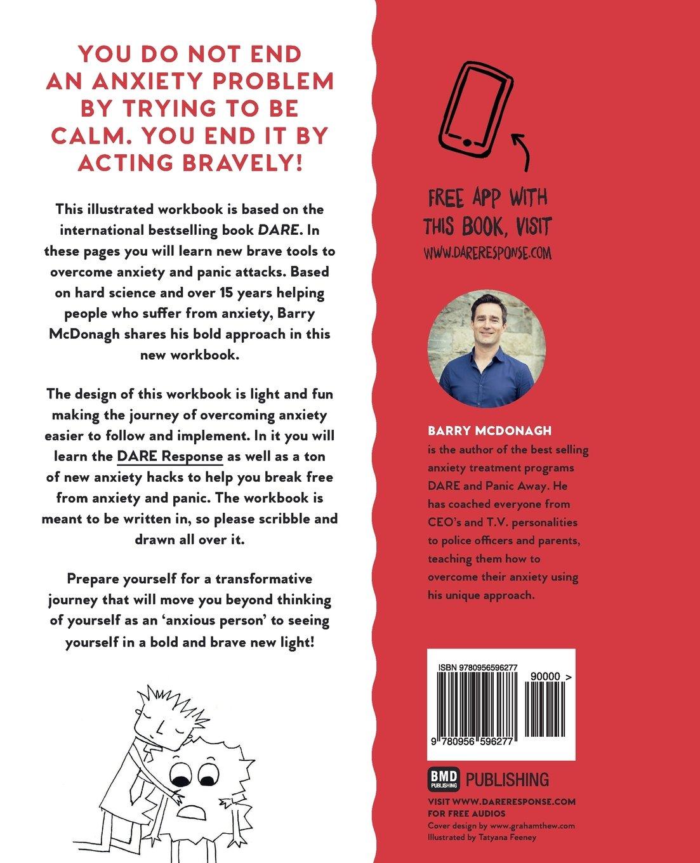 Workbooks best anxiety workbook : Amazon.com: DARE Workbook: New Brave Tools to End Anxiety ...