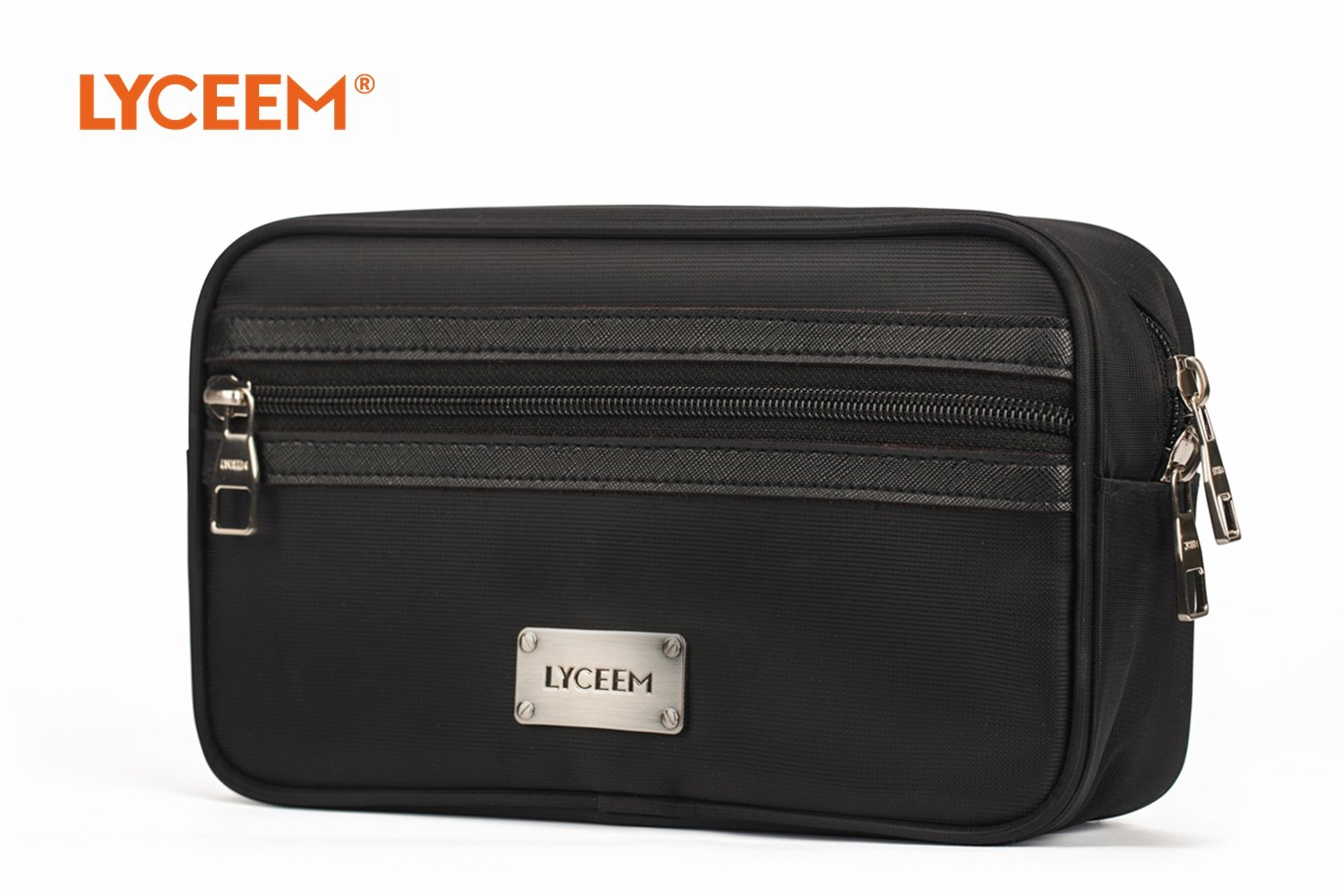 LYCEEM Universal Cord Organizer Travel for Small Electronics and Accessories for Men Business Travel
