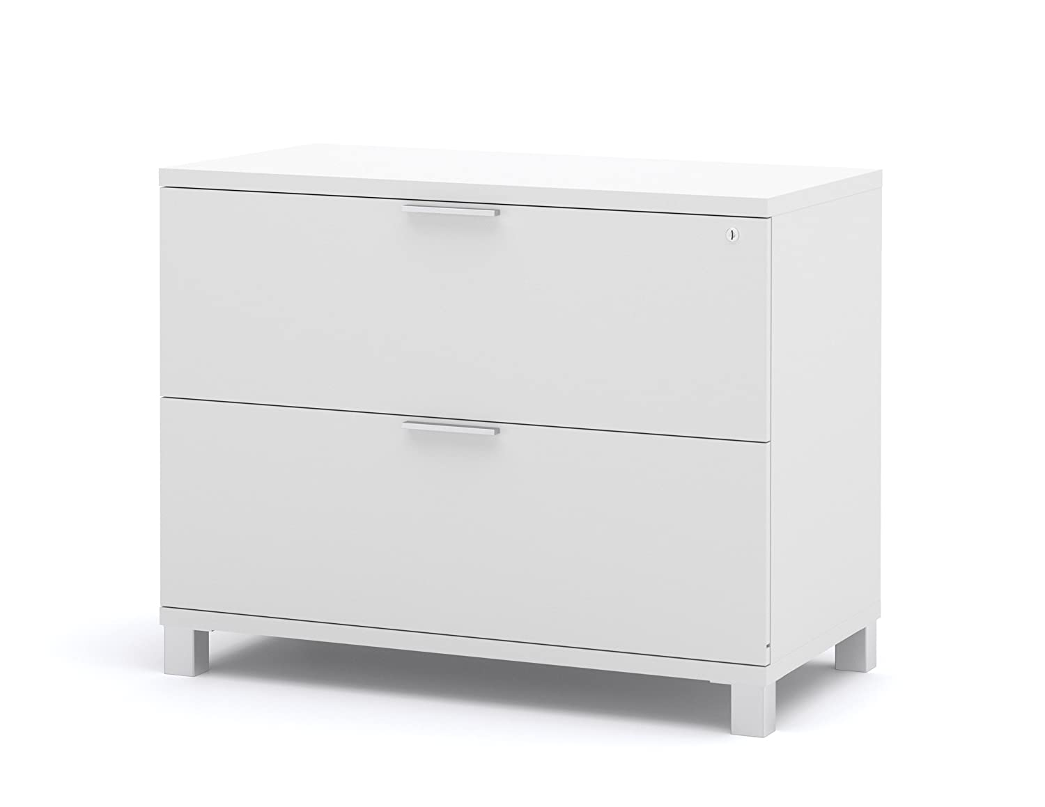 Superb Amazon.com: Bestar Pro Linea Assembled Lateral File Drawer, White: Kitchen  U0026 Dining