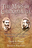 The Maps of Chickamauga, eBook Short #3: The Second Day and the Retreat, September 20 – 23, 1863
