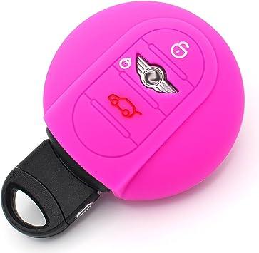 Schlüssel Hülle Mib Für 3 Tasten Auto Schlüssel Silikon Elektronik