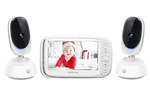 Motorola Comfort75-2 Video Baby Monitor