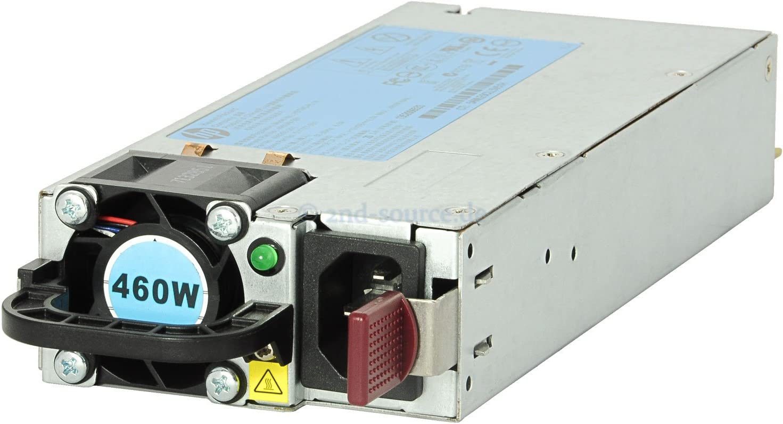 HP 460W Common Slot Gold Hot Plug Power Supply Kit (503296-B21)
