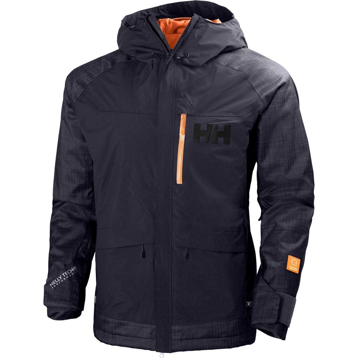 (ヘリーハンセン) Helly Hansen Fernie Jacket メンズ ジャケットGraphite Blue [並行輸入品] B0767B6N3Q  Graphite Blue 日本サイズ LL (US L)
