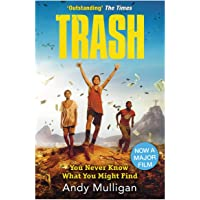 Trash by Andy Mulligan - Paperback