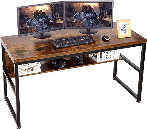 Best home office desk: AIKA 55″ Computer Desk