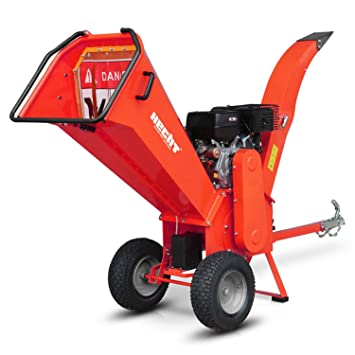 Trituradora de madera Hecht 6642 de gasolina, para jardín (11.2 kW ...