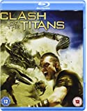 Clash Of The Titans [Blu-ray] [2010] [Region Free]