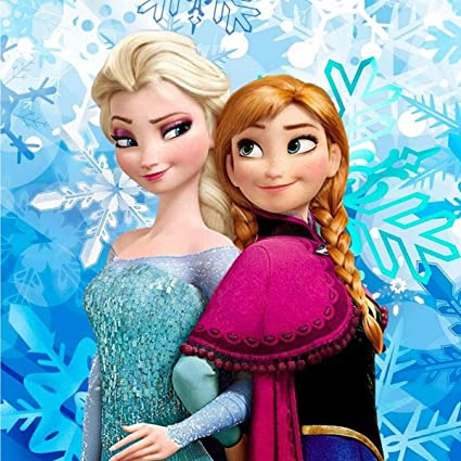 Frozen-Disney Astuccio Piccola per Scuola Portatodo Infantil Astuccio Piccola per Ragazza 18cm