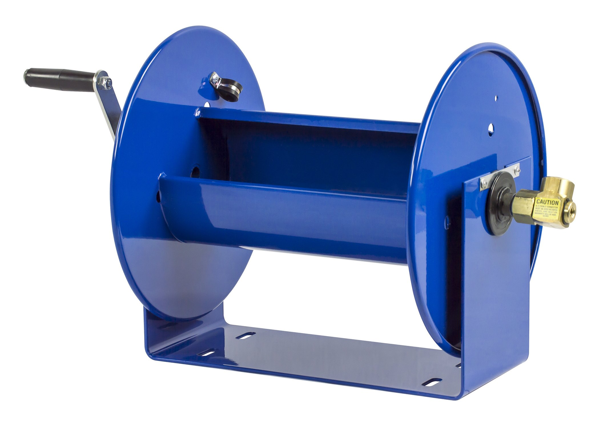 Coxreels 117-3-250 Compact Hand Crank Hose Reel, 4,000 PSI, Holds 3/8'' x 250' Length Hose, Hose Not Included by Coxreels (Image #6)